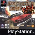 Destruction Derby Raw | PAL Playstation