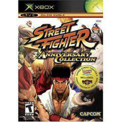 Street Fighter Anniversary Xbox Prices