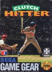 Clutch Hitter Sega Game Gear Prices