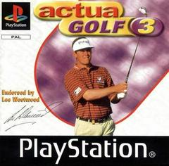 Actua Golf 3 PAL Playstation Prices