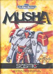 MUSHA Sega Genesis Prices
