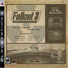 Fallout 3 Survival Edition Playstation 3 Prices