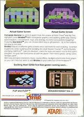 Bristles - Back | Bristles [Homebrew] Atari 5200