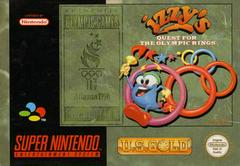 Izzy's Quest for the Olympic Rings PAL Super Nintendo Prices