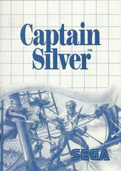Captain Silver - Instructions | Captain Silver Sega Master System