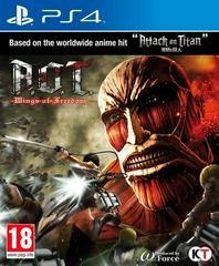Attack on Titan Wings of Freedom PAL Playstation 4 Prices