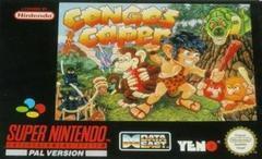 Congo's Caper PAL Super Nintendo Prices