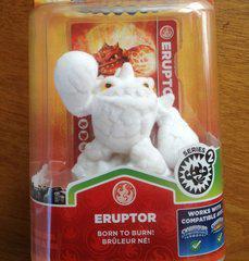Eruptor - Giants, White, Flocked, Series 2 Skylanders Prices
