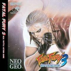 Fatal Fury 3 Neo Geo CD Prices