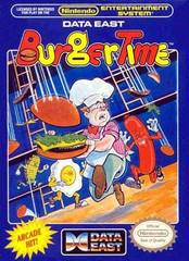 Burgertime NES Prices
