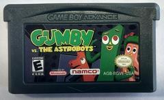 Cartridge   Gumby vs. the Astrobots GameBoy Advance
