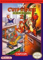 Chip And Dale Rescue Rangers 2 - Front | Chip and Dale Rescue Rangers 2 NES