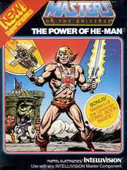 Masters of the Universe: The Power of He-Man Intellivision Prices