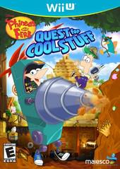 Phineas & Ferb: Quest for Cool Stuff Wii U Prices
