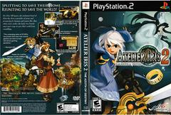 Artwork - Back, Front | Atelier Iris 2 the Azoth of Destiny Playstation 2