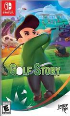 Best Buy Exclusive Cover | Golf Story Nintendo Switch