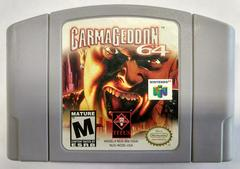 Cartridge | Carmageddon Nintendo 64