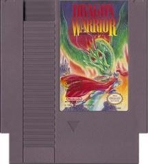 Cartridge | Dragon Warrior NES
