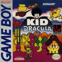 Kid Dracula GameBoy Prices