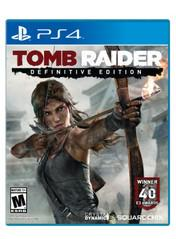 Tomb Raider [Definitive Edition] Playstation 4 Prices