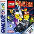 LEGO Alpha Team | PAL GameBoy Color