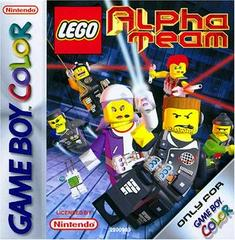 LEGO Alpha Team PAL GameBoy Color Prices