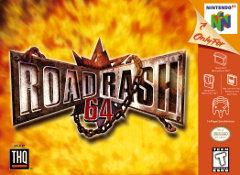 Road Rash Nintendo 64 Prices