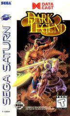 Dark Legend Sega Saturn Prices