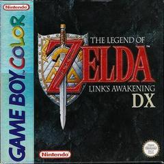Zelda Link's Awakening DX PAL GameBoy Color Prices