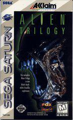 Alien Trilogy Sega Saturn Prices