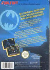 Batman - Back | Batman The Video Game NES