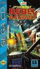 Star Wars Rebel Assault Sega CD Prices