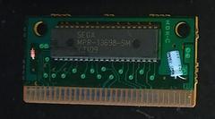 Circuit Board | Wings of Wor Sega Genesis