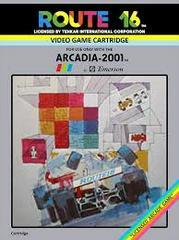 Route 16 Arcadia 2001 Prices