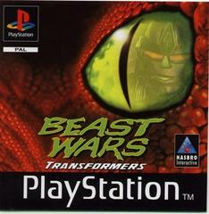 Beast Wars Transformers PAL Playstation Prices