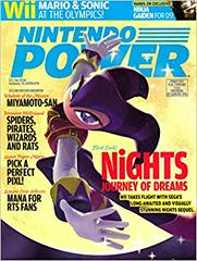 [Volume 216] Nights: Journey of Dreams Nintendo Power Prices