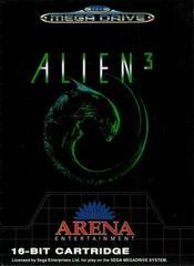 Alien 3 PAL Sega Mega Drive Prices