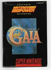 Manual | Illusion of Gaia Super Nintendo