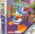 Donald Duck Quack Attack | PAL GameBoy Color