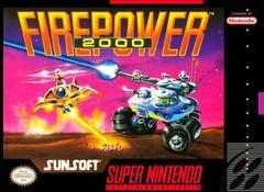 Firepower 2000 Super Nintendo Prices