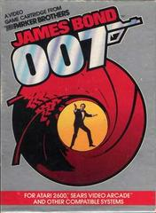 007 James Bond Atari 2600 Prices