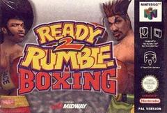 Ready 2 Rumble Boxing PAL Nintendo 64 Prices