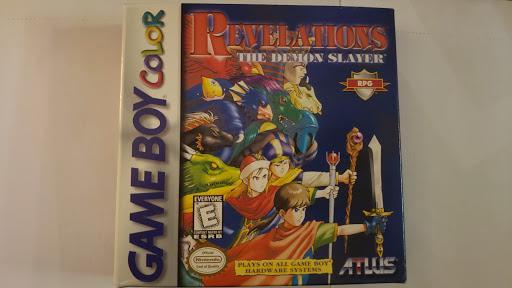 Revelations the Demon Slayer photo