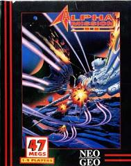 Alpha Mission II [AES] Neo Geo Prices