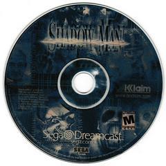 Game Disc | Shadow Man Sega Dreamcast