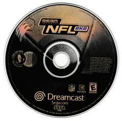 Game Disc | NFL 2K2 Sega Dreamcast