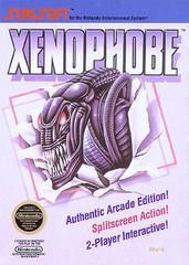 Xenophobe NES Prices