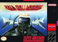 UN Squadron Super Nintendo Prices