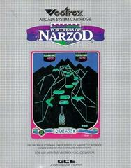 Fortress of Narzod Vectrex Prices