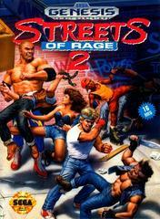 Streets of Rage 2 Sega Genesis Prices